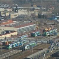 Rzeszow Railway Station webcam