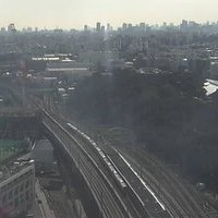 Tokyo Oji Railway Station webcam