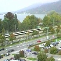 Bahnhof Bregenz Railway Station webcam