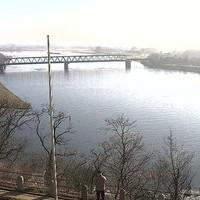 Lauenberg Elbe Railway webcam