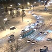 Novosibirsk Tram webcam