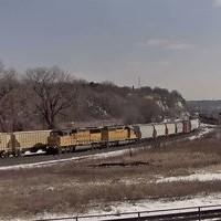St Paul Division St Wye railroad webcam