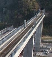 Amarube Viaduct Railway webcam