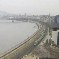 Budapest Tram webcam