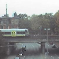 Bahn Hof Railway webcam