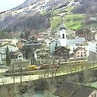 Ilanz Railway webcam