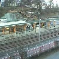 Kramfors Railway Station webcam