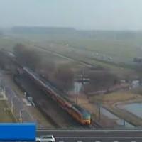 Leiden Railway webcam