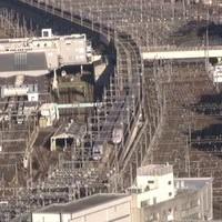 Tokyo Tabata Railway Station webcam