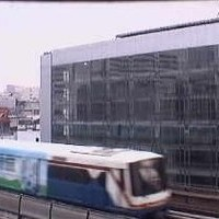 Bangkok Rapid Transit BTS webcam