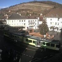 Bex Light Rail Station webcam