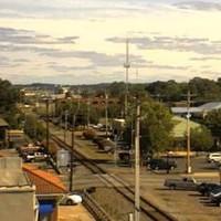 Conway Railroad webcam