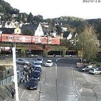 Bahn Linz am Rhein Railway webcam