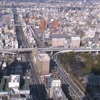 Osaka Abeno Kansai Main Line webcam