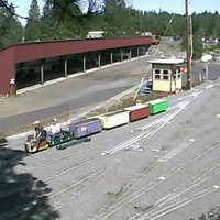 Train Mountain Miniature Railroad webcam
