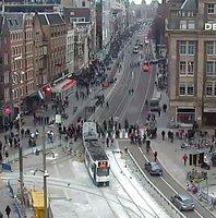 Hostels near amsterdam square live webcam