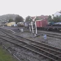 Minehead Railway Station webcam