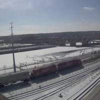 St Paul Railroad webcam