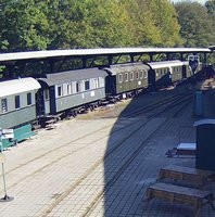 Bahnmuseum Aumuhle Heritage Station webcam