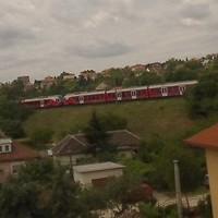 Budapest Erd Liget Railway webcam