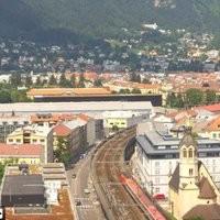 Innsbruck Hauptbahnhof Webcam