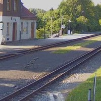 Bahnhof Jonsdorf Railway Station webcam