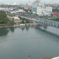 Kehl Railway Bridge webcam