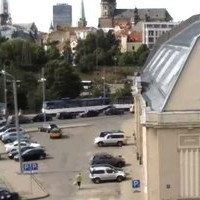 Riga Market Railway & Light Rail  webcam
