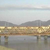 Kumamoto Shirakawa Bridge webcam