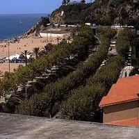 Calella railway webcam