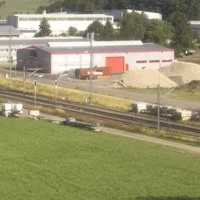 Eschlikon Railway Station webcam
