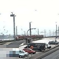 Koblenz-Ehrenbreitstein Bahn webcam
