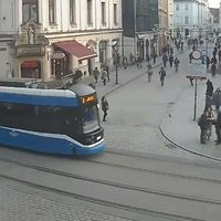 Krakow Tramway webcam