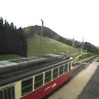 Les Pleiades Railway Station webcam