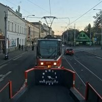 Prague Tramway webcam