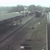 Museumbahnen Schonberg Railway webcam