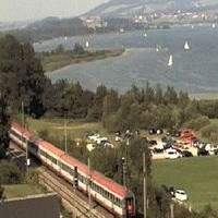 Bahn Seekirchen Railway webcam