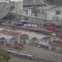 Wellington Railway & Freight Webcam
