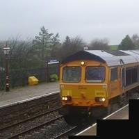 Kirkby Stephen Railway station webcam