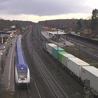 Bahnhof Rotenburg Wumme Railway Station Webcam