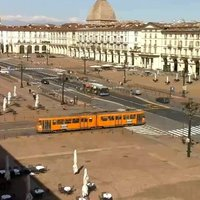 Turin Vittorio Veneto Square webcam