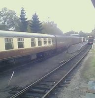 Churnet Valley Railway webcam