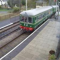 Glyndyfrdwy Railway Station webcam