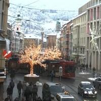Innsbruck City tram webcam