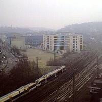 Hauptbahnhof Bielefeld Railway Station webcam