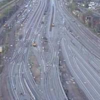 Hauptbahnhof Halle Saale Station webcam