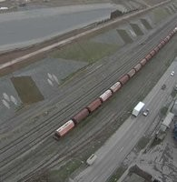 Bahn Heilbronn Freight Railway webcam
