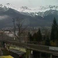 Innsbruck Hottinger Railway webcam