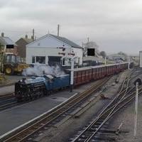 New Romney Railway Station webcam