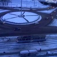Novokuznetsk tram webcam